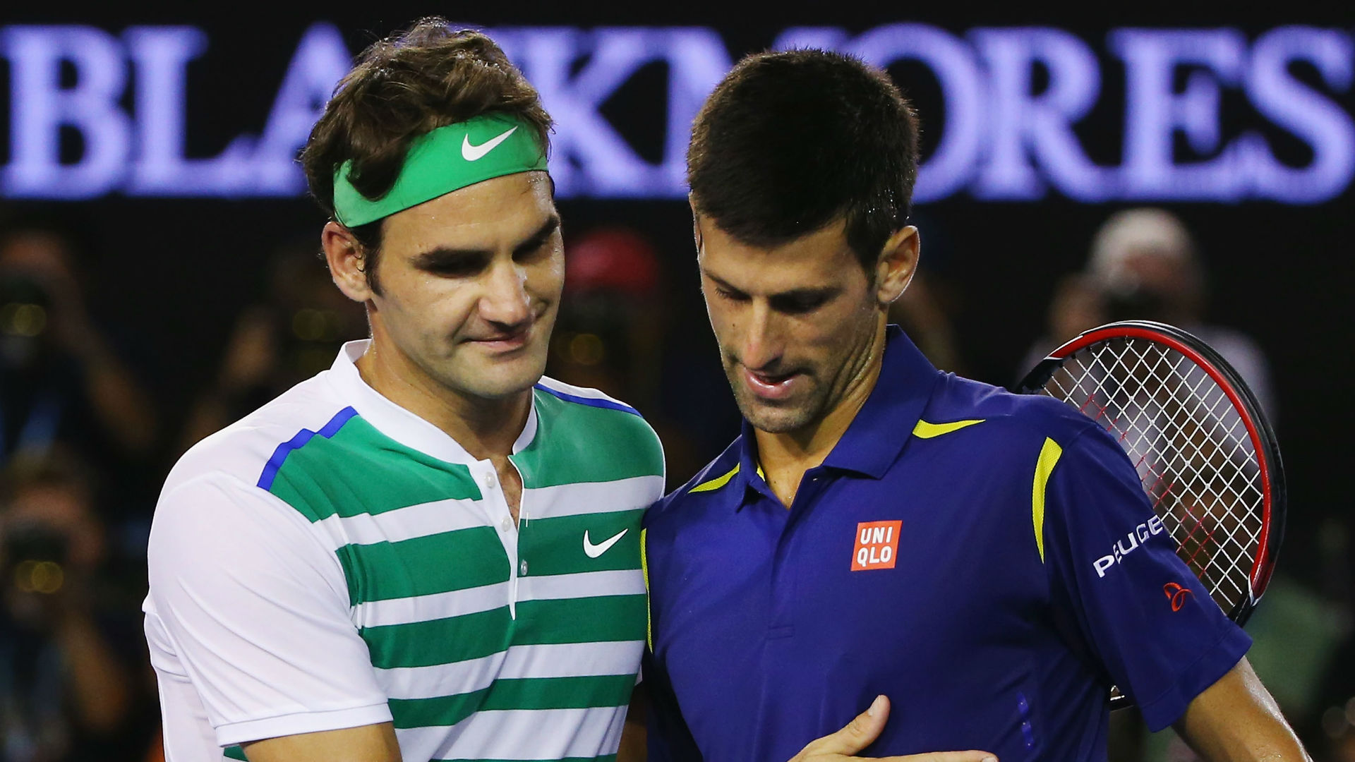 Roger Federer: Novak Djokovic could be caught up in U.S. Open pressure