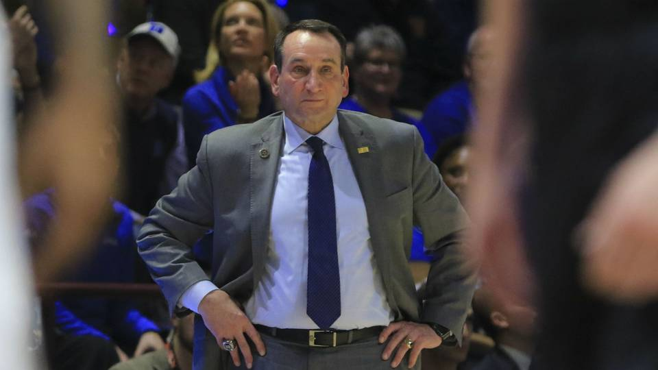 March Madness 2019: NCAA 'not prepared' for one-and-done rule change, Mike Krzyzewski says
