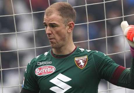 Torino plan Hart talks with Man City