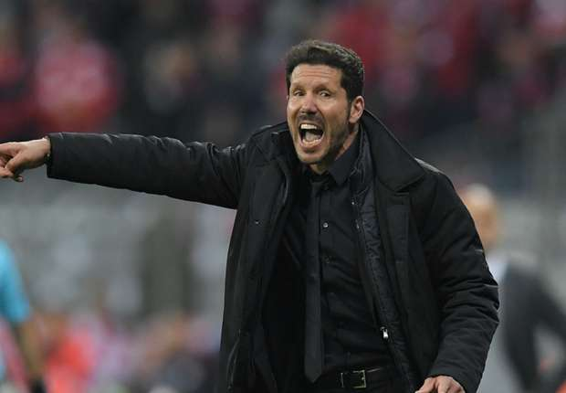 Champions League final will not distract Atletico's La Liga title bid – Simeone