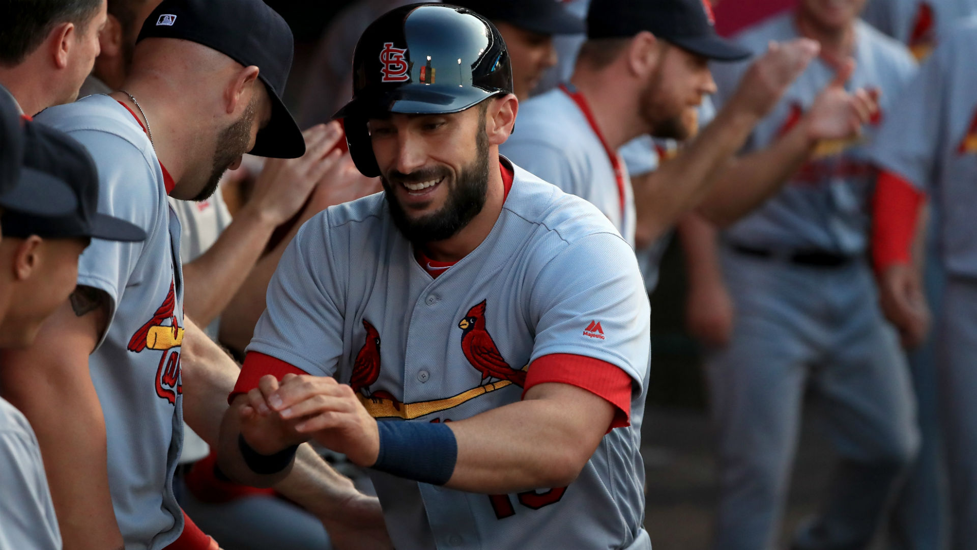 Cardinals' Matt Carpenter took 6 innings to do something never before done