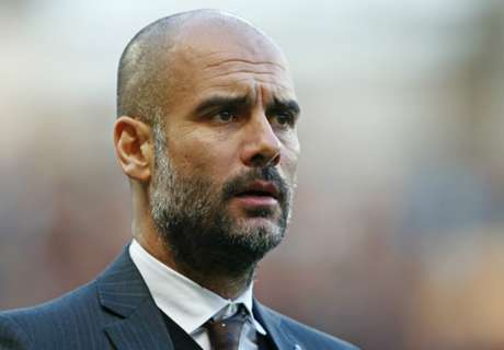 Pep at a loss as City is torn apart