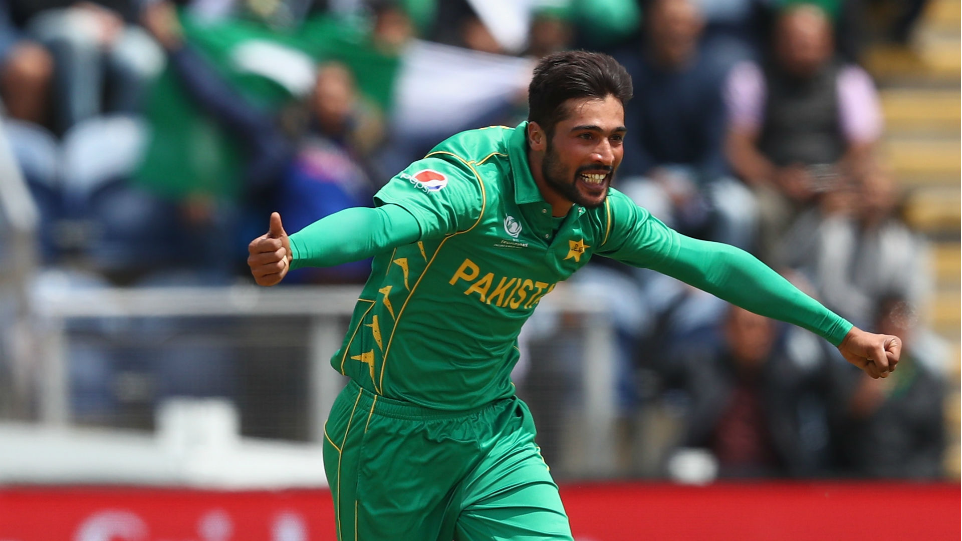 CT2017 Final: Pakistan - 86/0 after 15 Overs vs India