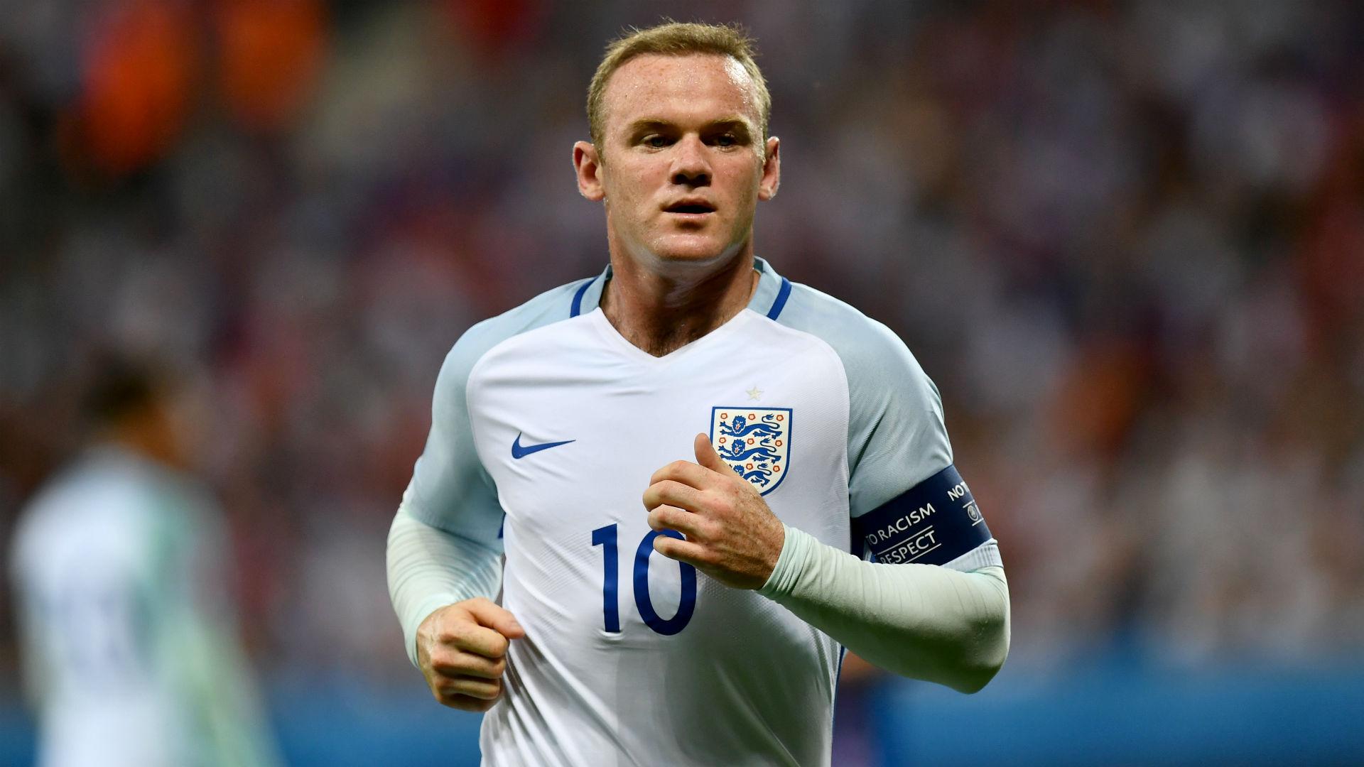 Rooney blames Hodgson for England Euro woe