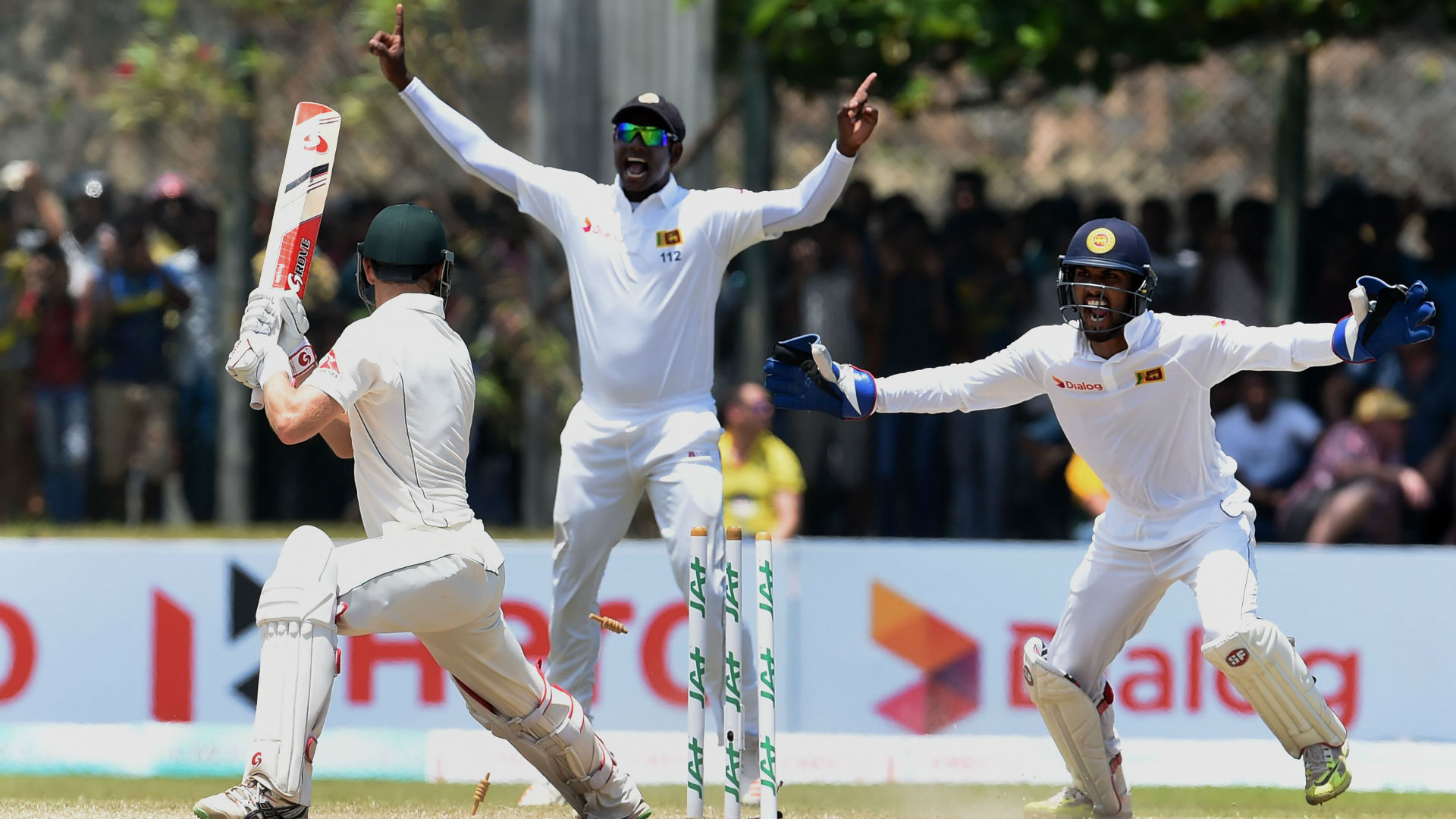 Perera spins Sri Lanka closer to victory