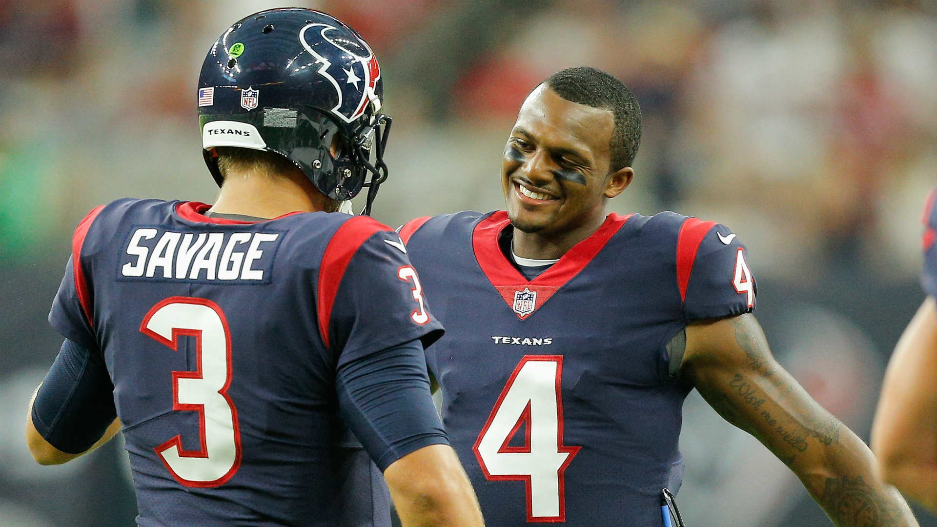 Houston Texans travel to rainy Cincinnati