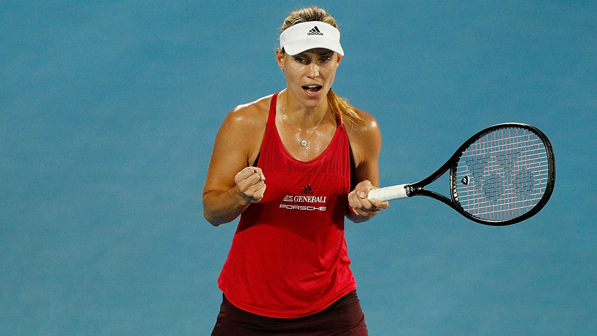 Kerber marches on in Sydney, Muller beaten by Paire