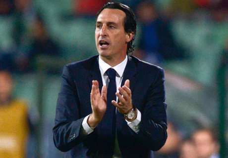 Emery: Patience key for PSG