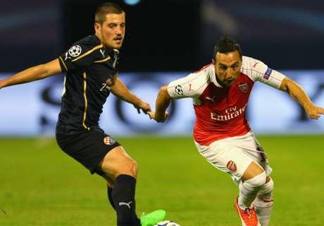 Un joueur de Zagreb contrôlé positif après Arsenal