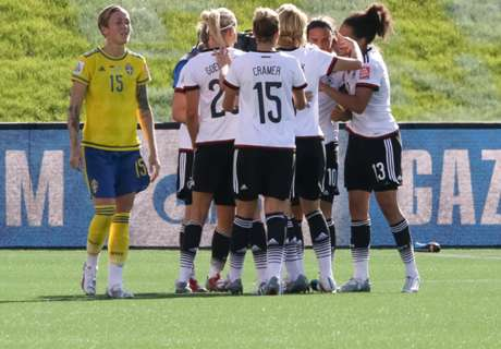 WWC: Germany, China into last eight