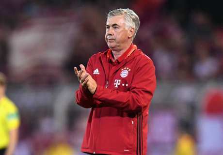 Ancelotti delighted with Bayern win