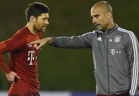 Xabi Alonso: Pep exit no distraction