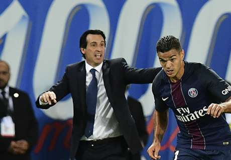 Ben Arfa attitude pleases Emery