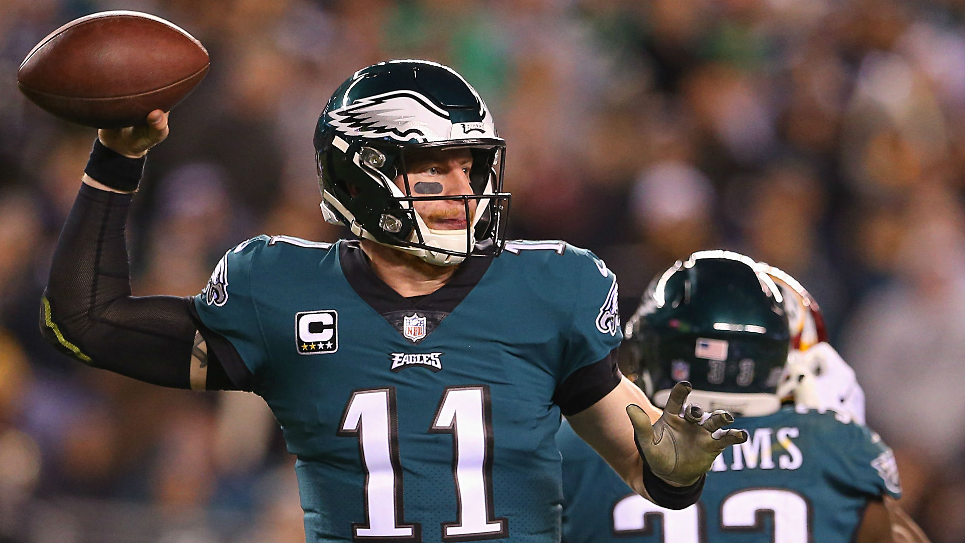 Eagles' Doug Pederson: Carson Wentz 'gonna be better' after injury-ridden seasons