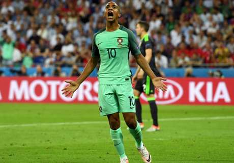 Joao Mario pays tribute to Sporting