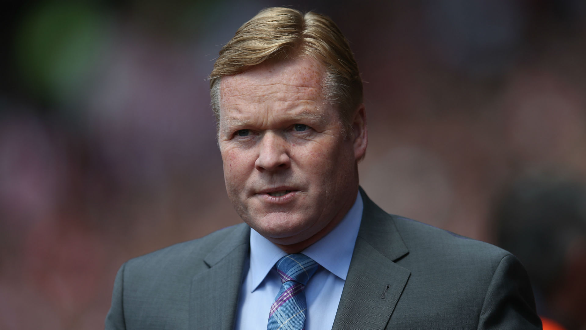 Everton's McCarthy out for three weeks - Koeman
