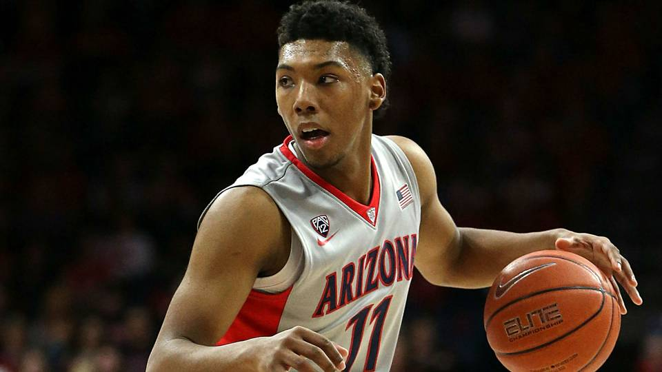 Arizona star Allonzo Trier