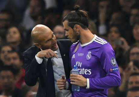 I don't fear new signings - Bale