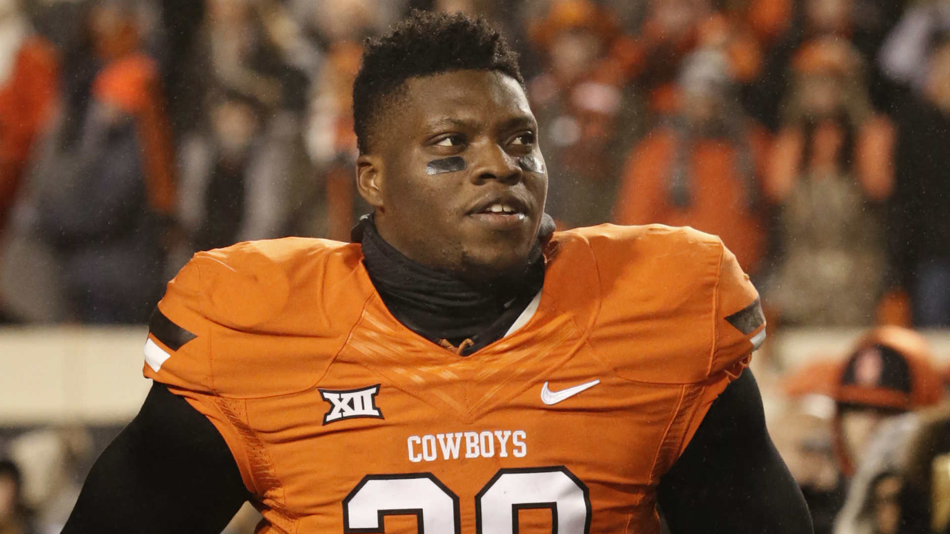 Oklahoma State DE Emmanuel Ogbah Declares For NFL Draft
