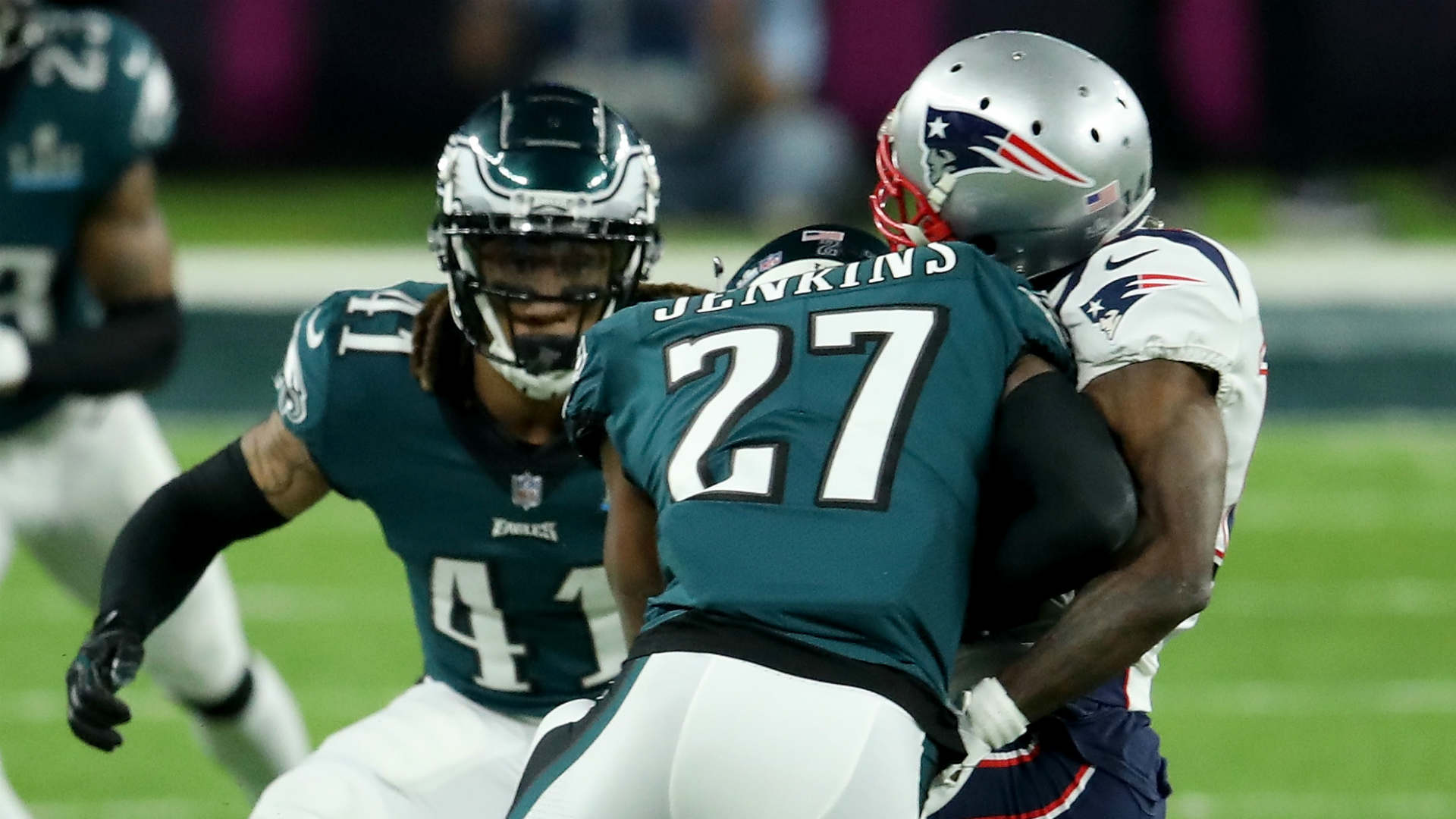 Brandin Cooks Injured On Vicious Hit By Malcolm Jenkins
