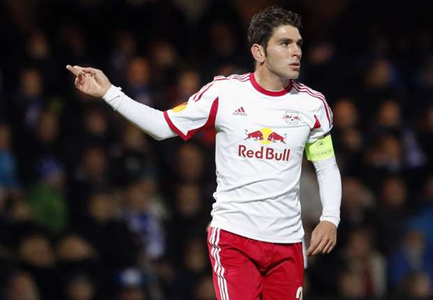 Jonatan Soriano: I am not the Messi of Salzburg