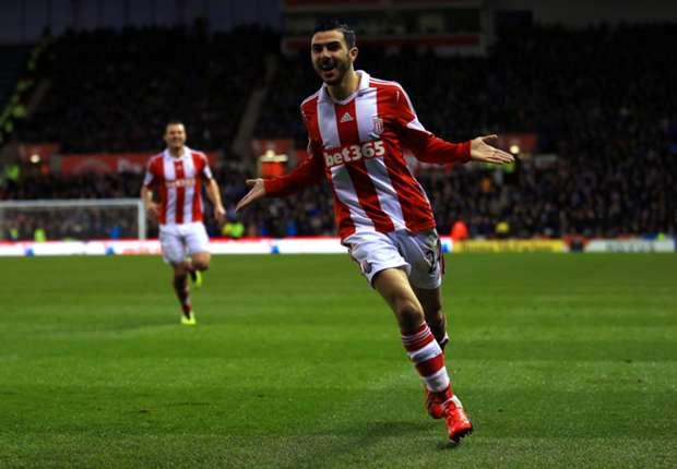 Stoke loanee Oussama Assaidi rues missing Liverpool clash