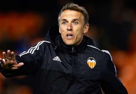 Neville unsure over Valencia future