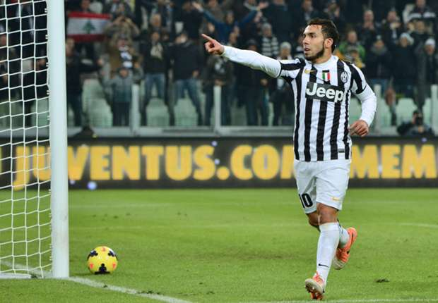 Serie A Team of the Week: Hat-trick hero Tevez is the star of the show