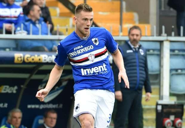 Inter complete €20m signing of Sampdoria star Skriniar