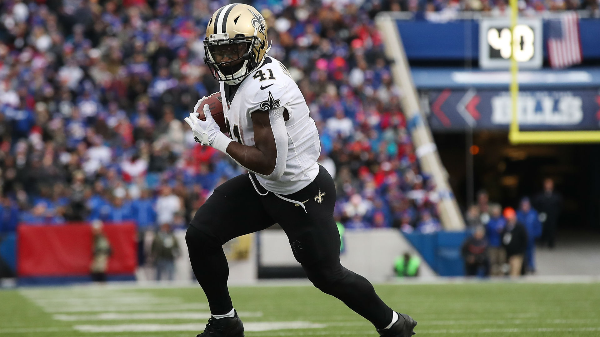 Saints' Mark Ingram falls back to earth in disappointing Week 12 performance