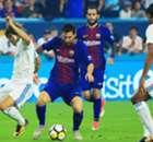 Supercopa: os números e pranchetas para Barça 1 x 3 Real