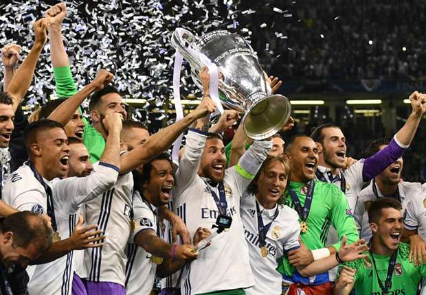 Ferguson: Real Madrid team to beat in Champions League