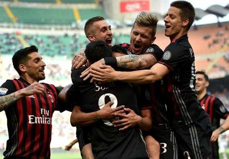 Report: AC Milan 4 Palermo 0