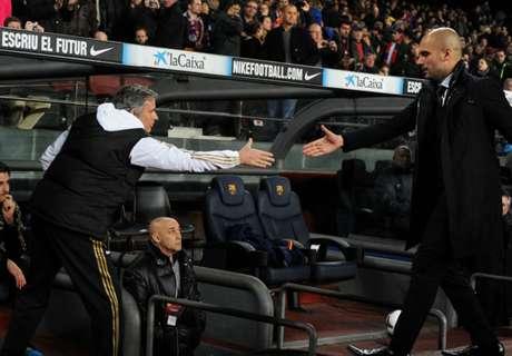 Xavi on Guardiola vs. Mourinho