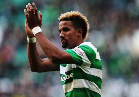 Sinclair gives Celtic advantage