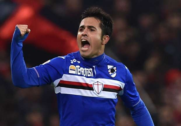 Official: Inter sign Eder from Sampdoria