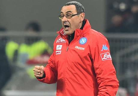 Napoli capable of greatness - Sarri