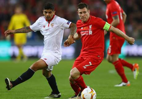 Banega not thinking about Inter