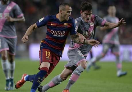 Malaga sign Sandro after Barca exit