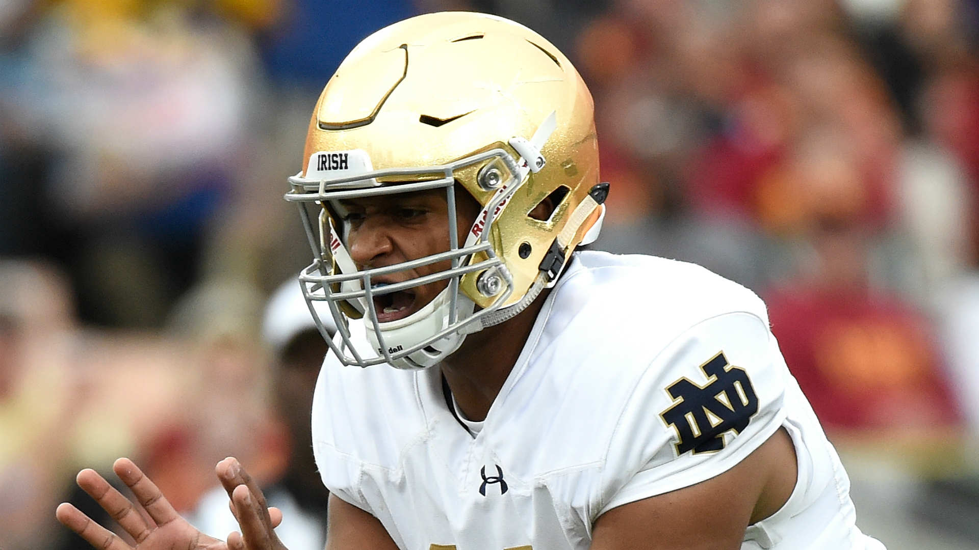 DeShone Kizer claims comments were out of context