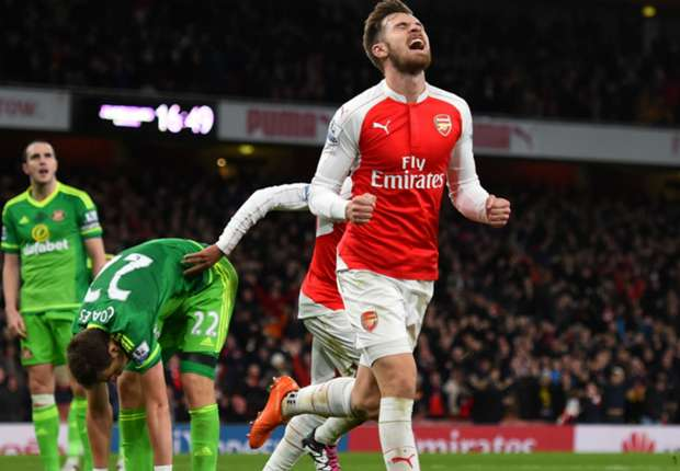 Champions League fate is in Arsenal's hands - Ramsey