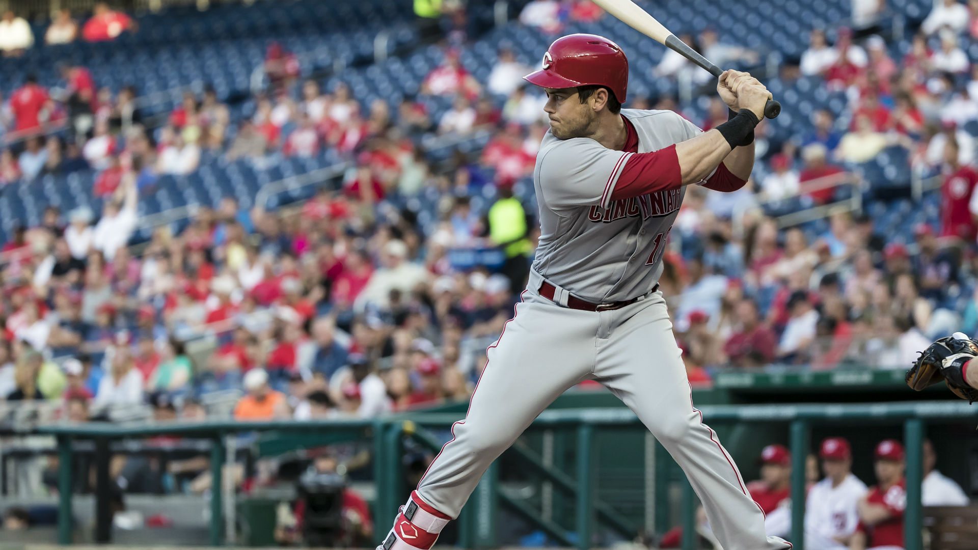 MLB trade news: Braves reacquire outfielder Preston Tucker from Reds
