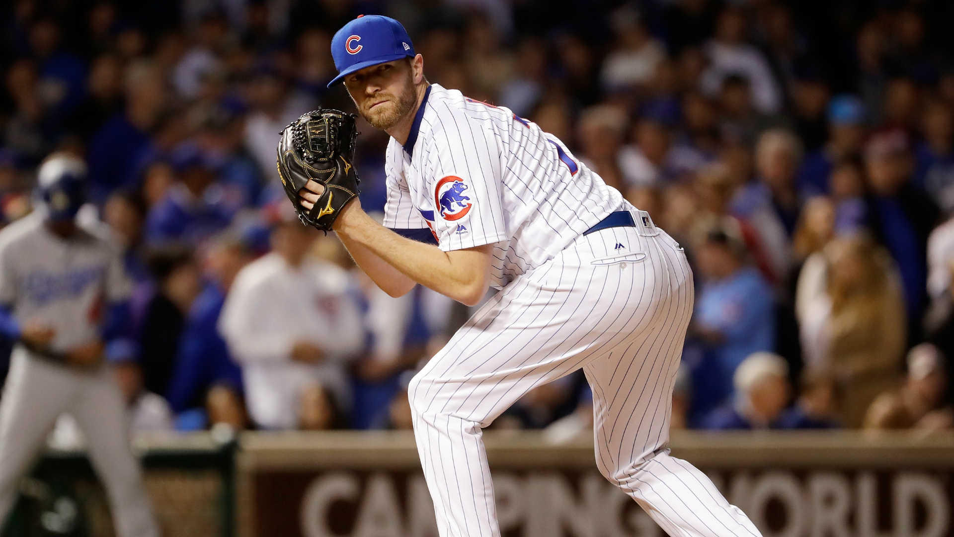 Wade Davis agrees to deal with Rockies