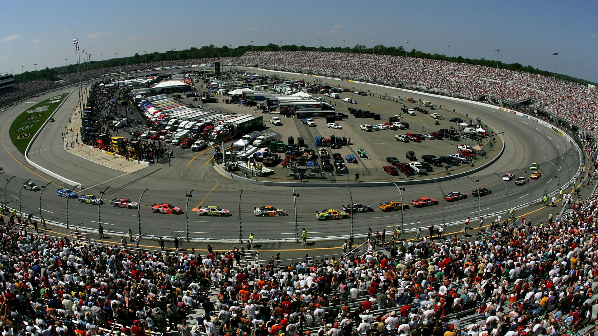 NASCAR at Richmond: TV schedule, dates, times, qualifying ...