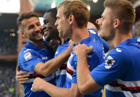 Juventus loopt averij op in Genua