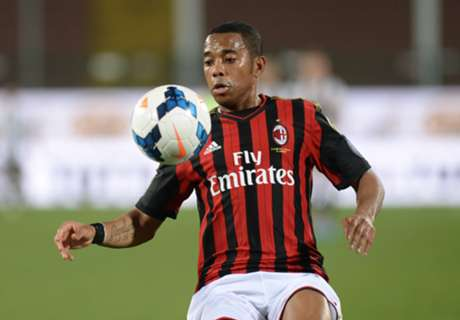 Flamengo: Robinho deal needs backing