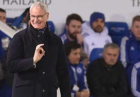 Ranieri: Leicester goal is survival