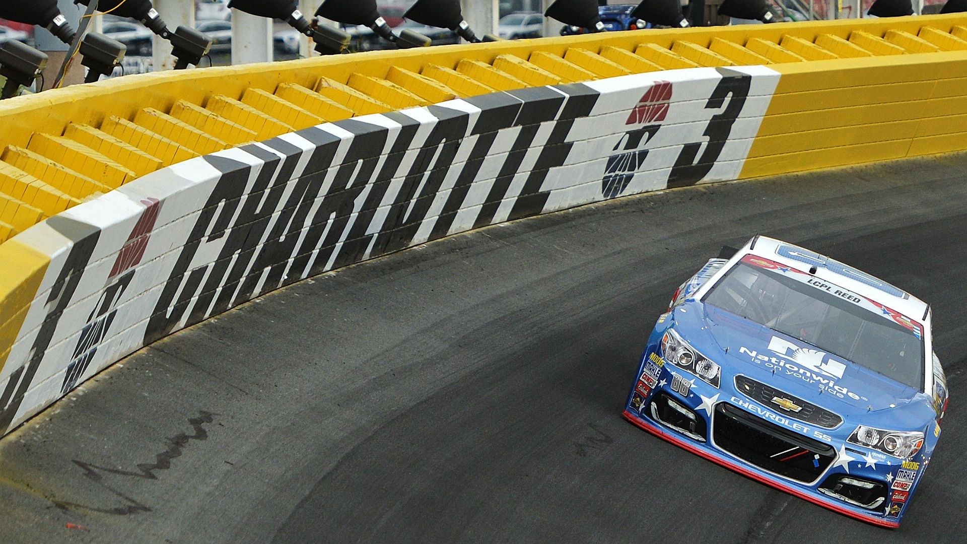 NASCAR Tweaks Stage Format For Coca-Cola 600 At Charlotte Motor Speedway