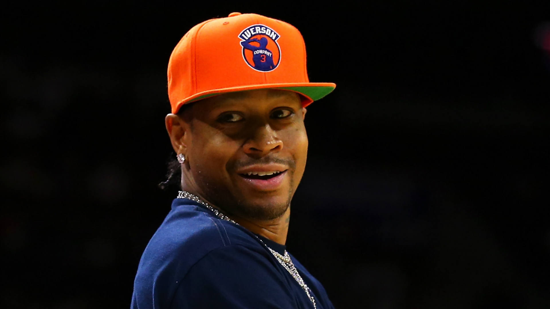 Allen Iverson returns to Philadelphia for Big 3 game, but doesn't play