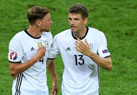 Howedes: I do not fear Muller